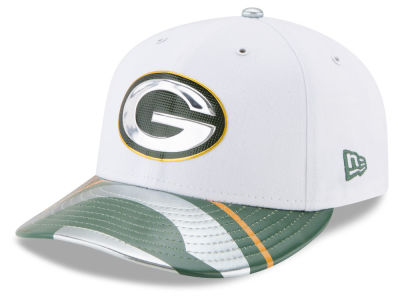 Green Bay Packers New Era 2017 NFL Low Profile Draft 59FIFTY Cap