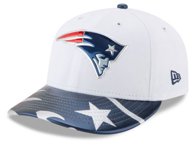 New England Patriots New Era 2017 NFL Low Profile Draft 59FIFTY Cap
