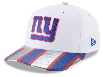 New York Giants New Era 2017 NFL Low Profile Draft 59FIFTY Cap