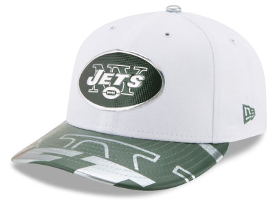 New York Jets New Era 2017 NFL Low Profile Draft 59FIFTY Cap