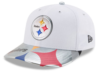 Pittsburgh Steelers New Era 2017 NFL Low Profile Draft 59FIFTY Cap