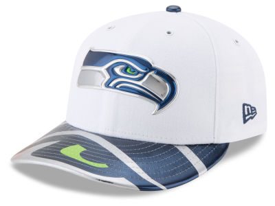 Seattle Seahawks New Era 2017 NFL Low Profile Draft 59FIFTY Cap