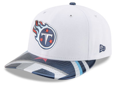 Tennessee Titans New Era 2017 NFL Low Profile Draft 59FIFTY Cap