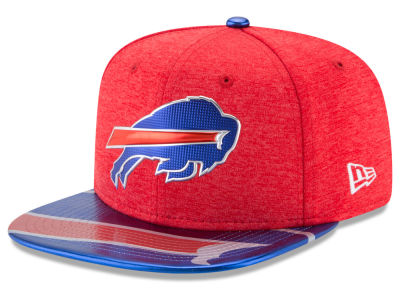 Buffalo Bills New Era 2017 NFL Draft 9FIFTY Snapback Cap