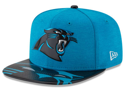 Carolina Panthers New Era 2017 NFL Draft 9FIFTY Snapback Cap