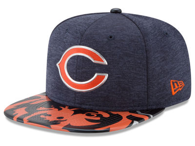 Chicago Bears New Era 2017 NFL Draft 9FIFTY Snapback Cap