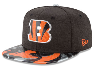 Cincinnati Bengals New Era 2017 NFL Draft 9FIFTY Snapback Cap