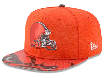 Cleveland Browns New Era 2017 NFL Draft 9FIFTY Snapback Cap