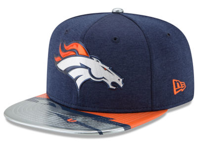 Denver Broncos New Era 2017 NFL Draft 9FIFTY Snapback Cap