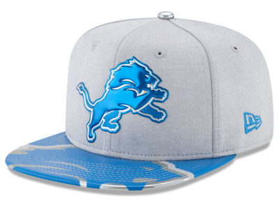 Detroit Lions New Era 2017 NFL Draft 9FIFTY Snapback Cap
