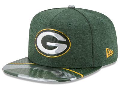Green Bay Packers New Era 2017 NFL Draft 9FIFTY Snapback Cap