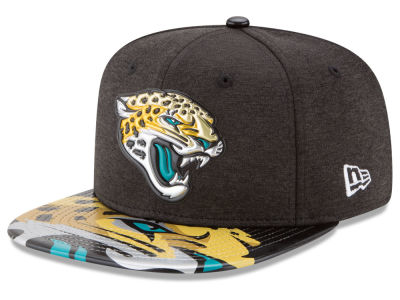 Jacksonville Jaguars New Era 2017 NFL Draft 9FIFTY Snapback Cap