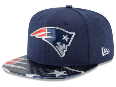 New England Patriots New Era 2017 NFL Draft 9FIFTY Snapback Cap