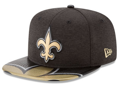 New Orleans Saints New Era 2017 NFL Draft 9FIFTY Snapback Cap