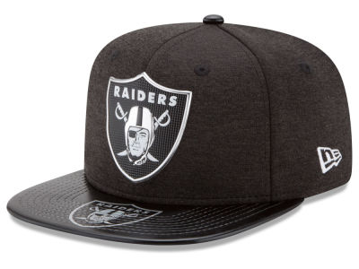 Oakland Raiders New Era 2017 NFL Draft 9FIFTY Snapback Cap