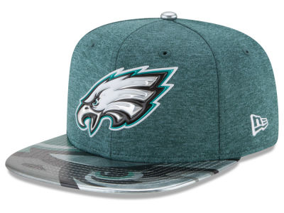 Philadelphia Eagles New Era 2017 NFL Draft 9FIFTY Snapback Cap
