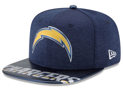 Los Angeles Chargers New Era 2017 NFL Draft 9FIFTY Snapback Cap