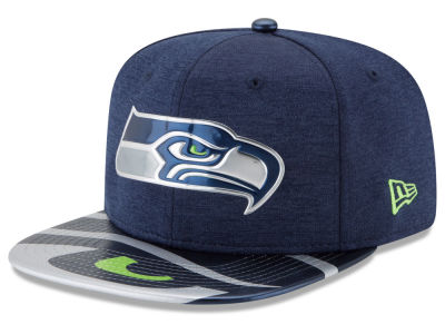 Seattle Seahawks New Era 2017 NFL Draft 9FIFTY Snapback Cap