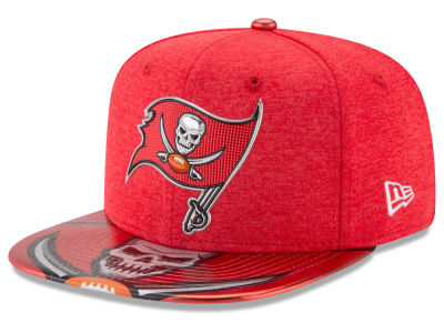 Tampa Bay Buccaneers New Era 2017 NFL Draft 9FIFTY Snapback Cap