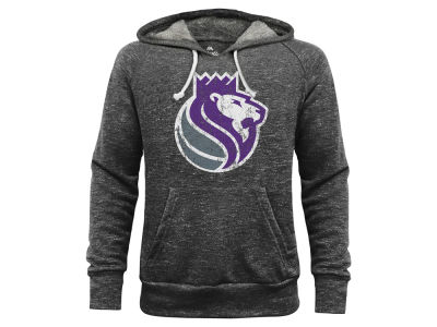 Sacramento Kings Majestic NBA Men's Alt Terry Pullover Hoodie