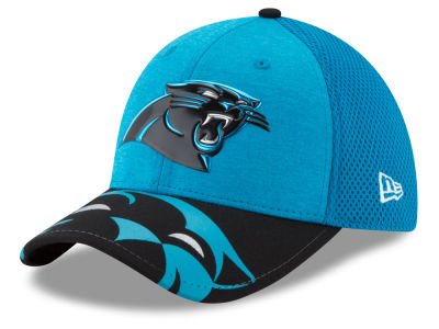 Carolina Panthers New Era 2017 NFL Draft 39THIRTY Cap