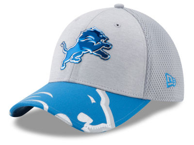 Detroit Lions New Era 2017 NFL Draft 39THIRTY Cap