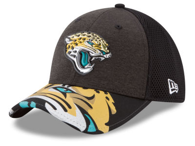 Jacksonville Jaguars New Era 2017 NFL Draft 39THIRTY Cap