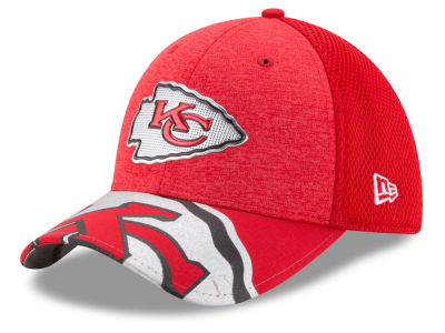 Kansas City Chiefs New Era 2017 NFL Draft 39THIRTY Cap