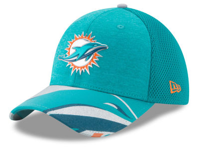 Miami Dolphins New Era 2017 NFL Draft 39THIRTY Cap