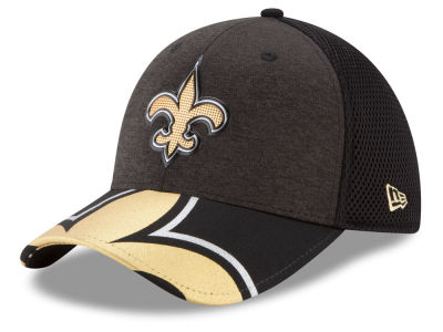 New Orleans Saints New Era 2017 NFL Draft 39THIRTY Cap