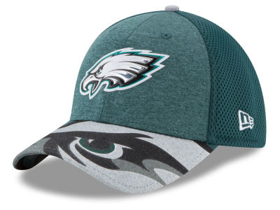 Philadelphia Eagles New Era 2017 NFL Draft 39THIRTY Cap