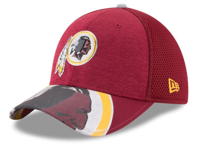 Washington Redskins New Era 2017 NFL Draft 39THIRTY Cap