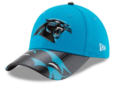 Carolina Panthers New Era 2017 NFL Women's Draft 9FORTY Cap