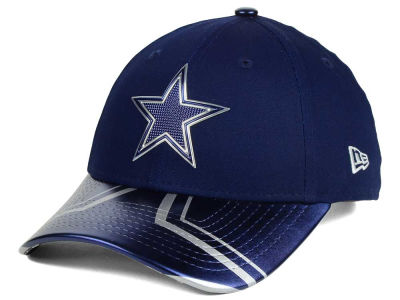 Dallas Cowboys New Era 2017 NFL Women's Draft 9FORTY Cap