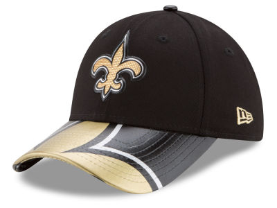 New Orleans Saints New Era 2017 NFL Women's Draft 9FORTY Cap