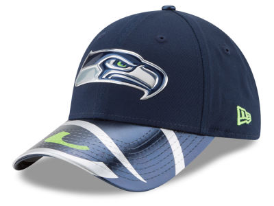 Seattle Seahawks New Era 2017 NFL Women's Draft 9FORTY Cap