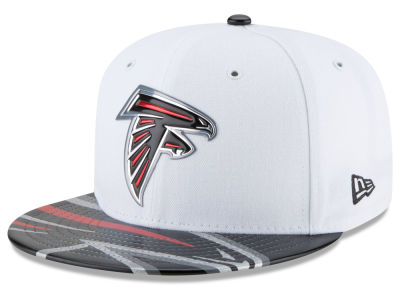 Atlanta Falcons New Era 2017 NFL Kids Draft 59FIFTY Cap