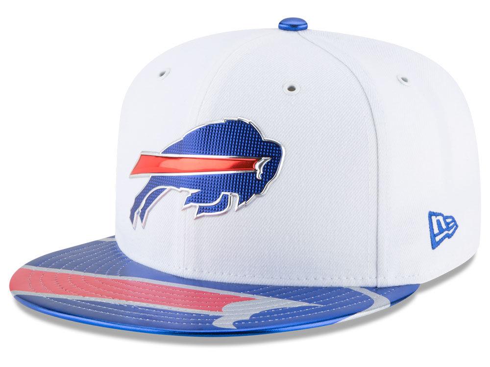 3bdee34f Buffalo Bills New Era 2017 NFL Kids Draft 59FIFTY Cap