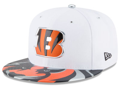 Cincinnati Bengals New Era 2017 NFL Kids Draft 59FIFTY Cap