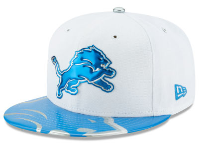 Detroit Lions New Era 2017 NFL Kids Draft 59FIFTY Cap