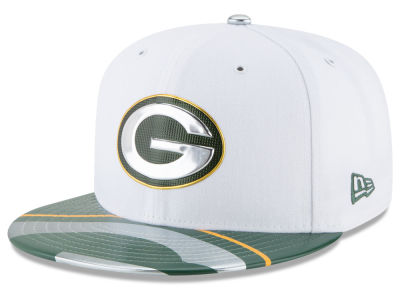 Green Bay Packers New Era 2017 NFL Kids Draft 59FIFTY Cap