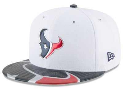 Houston Texans New Era 2017 NFL Kids Draft 59FIFTY Cap