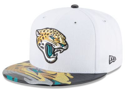 Jacksonville Jaguars New Era 2017 NFL Kids Draft 59FIFTY Cap