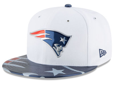 New England Patriots New Era 2017 NFL Kids Draft 59FIFTY Cap
