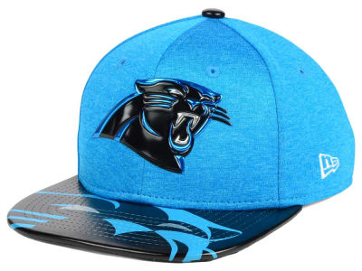 Carolina Panthers New Era 2017 NFL Kids Draft 9FIFTY Snapback Cap