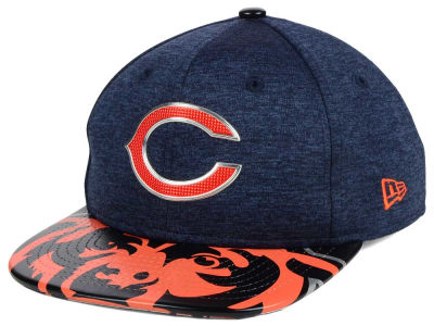 Chicago Bears New Era 2017 NFL Kids Draft 9FIFTY Snapback Cap
