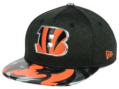Cincinnati Bengals New Era 2017 NFL Kids Draft 9FIFTY Snapback Cap