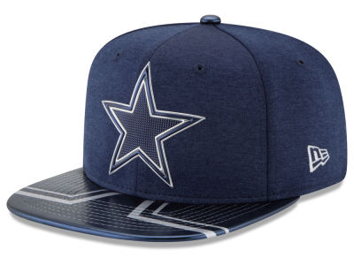 Dallas Cowboys New Era 2017 NFL Kids Draft 9FIFTY Snapback Cap