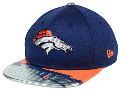 Denver Broncos New Era 2017 NFL Kids Draft 9FIFTY Snapback Cap
