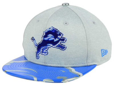 Detroit Lions New Era 2017 NFL Kids Draft 9FIFTY Snapback Cap